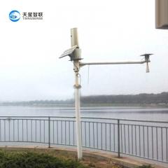 天星智联超声波水位传感器WLMS2000自动水位液位监测站