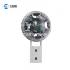 光学雨量传感器RS-100自动雨量计翻斗雨量降雨水量测量