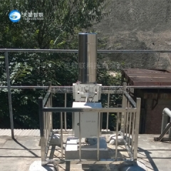 雨量传感器RMS1000翻斗式雨量筒自动雨量监测站