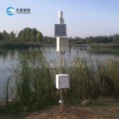 水质水温PH电导率浊度溶解氧传感器WQMS1000自动水质五要素监测站
