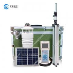 便携式自动气象站TS PWTS应急移动气象环境监测站