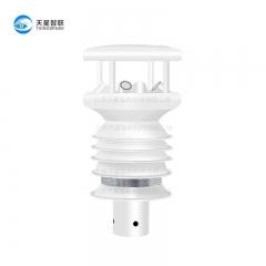 气象五要素传感器PM2.5/10噪声一体式扬尘监测监测站